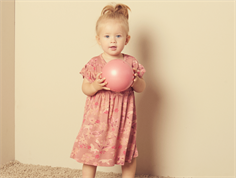 Petit by Sofie Schnoor dress rose flower
