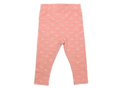 Petit by Sofie Schnoor leggings rose with cherry