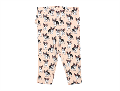 Petit by Sofie Schnoor leggings frill french bulldog