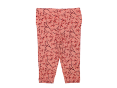 Petit by Sofie Schnoor leggings frill cherry blossom