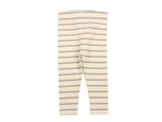 Petit by Sofie Schnoor leggings off white stripe