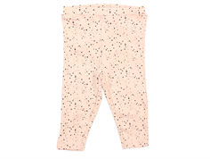 Petit by Sofie Schnoor leggings pink dot
