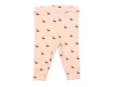 Petit by Sofie Schnoor leggings pink flamingo