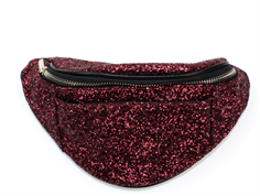 Petit by Sofie Schnoor bum bag red glitter
