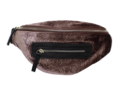 Petit by Sofie Schnoor bum bag old purple velvet