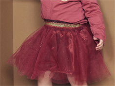 Petit by Sofie Schnoor skirt earth red