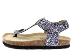 Petit by Sofie Schnoor sandal antique silver glitter