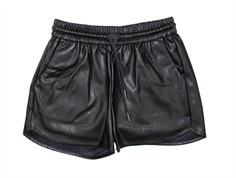 Petit by Sofie Schnoor shorts black faux leather