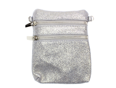 Petit by Sofie Schnoor shoulder bag silver glitter