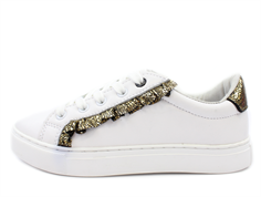 Petit by Sofie Schnoor sneaker white with frill