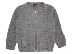 Petit by Sofie Schnoor sweat cardigan dark gray melange