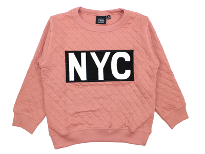 9f3d348e9a9 Buy Petit by Sofie Schnoor sweatshirt ash rose NYC at MilkyWalk
