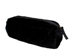 Petit by Sofie Schnoor bag/make-up purse black velvet
