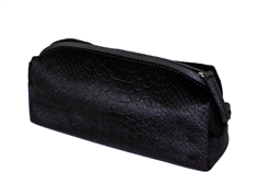Petit by Sofie Schnoor bag/toiletry bag black velvet croco