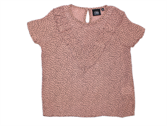 Petit by Sofie Schnoor top/t-shirt faded rouge dots