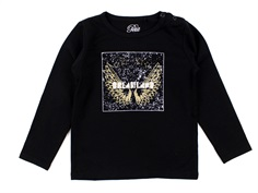 Petit by Sofie Schnoor t-shirt black/gold