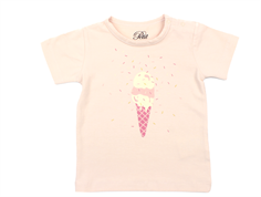 Petit by Sofie Schnoor t-shirt peachy rose ice cream
