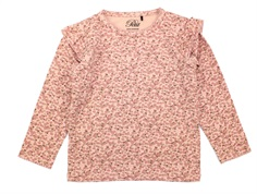 Petit by Sofie Schnoor t-shirt light rose flower
