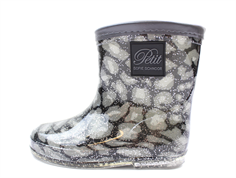 Petit by Sofie Schnoor winter rubber boot leo glitter