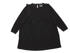 Petit by Sofie Schnoor dress black glitter