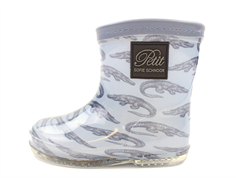 Petit by Sofie Schnoor gumboot blue crocodile
