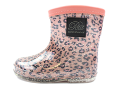 Petit by Sofie Schnoor rubber boot leopard glitter