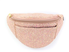 Petit by Sofie Schnoor bum bag cameo rose glitter