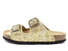 Petit by Sofie Schnoor sandal champagne glitter