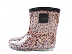 Petit by Sofie Schnoor winter rubber boot rose leo glitter