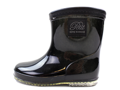 Petit by Sofie Schnoor winter rubber boot black