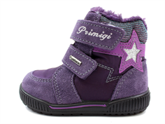 Primigi winter boot viola with GORE-TEX