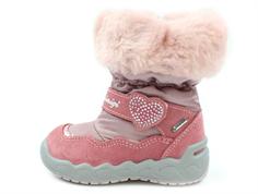 ed6fe66a4eb7 Primigi winter boot blush with GORE-TEX