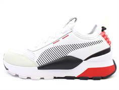 Puma sneaker Toys puma white/high risk red