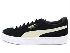 ac44fea26bb2 Puma Suede sneaker black white