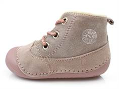 Primigi Raffyx winter toddler shoe rose