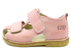Arauto RAP sandal eco pink with velcro