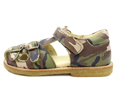 Arauto RAP sandal army green with buckles and velcro