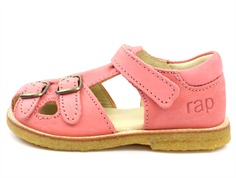 Arauto RAP sandal nob rose with buckles and velcro