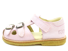 Arauto RAP sandal star rose clair with buckles and velcro