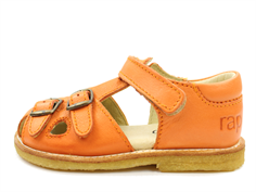 Arauto RAP sandal orange with buckles and velcro