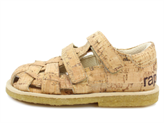 Arauto RAP sandal natural cork with velcro
