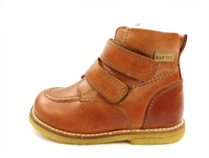 Arauto RAP winter boot cognac with velcro and TEX