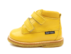Arauto RAP winter boot yellow with velcro and TEX