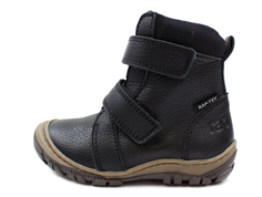 Arauto RAP winter boot black with velcro and TEX