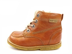 Arauto RAP winter boot cognac with zip and TEX