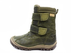 Arauto RAP winter boot khaki with velcro and TEX