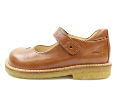 Angulus shoes cognac with heart
