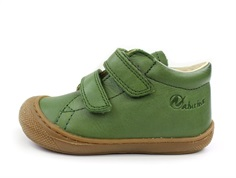Naturino shoes Cocoon khaki with velcro