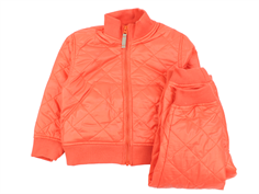 Ver de Terre thermal jacket and pants sienna