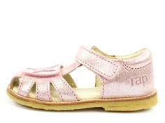 Arauto RAP sandal comet berry with star (narrow)